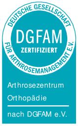 Zertifikat DGFAM
